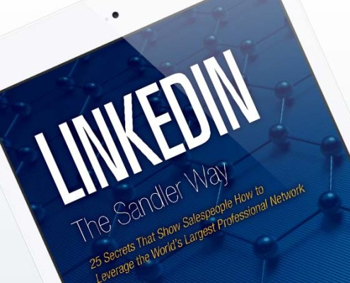 LinkedIn Sandler The Way