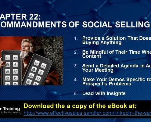 9 Commandments of Social Selling