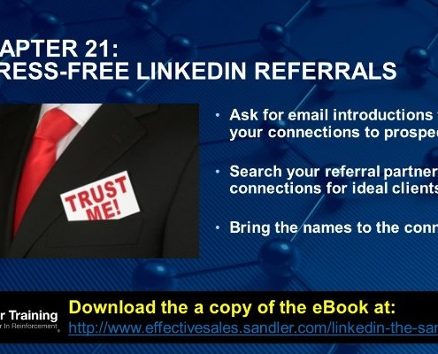 Stress-Free LinkedIn Referrals