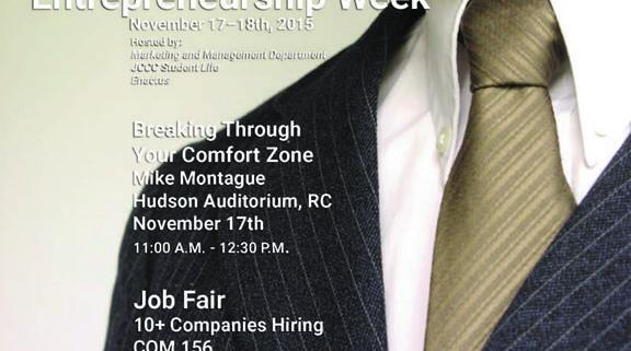 Entrepreneurship Week - Mike Montague