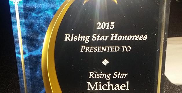 Rising Stars Award 2015